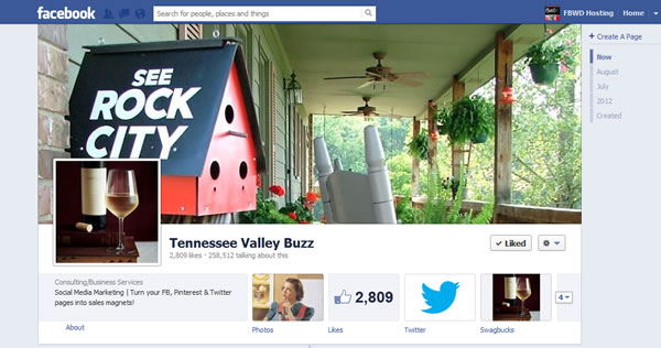 Tennessee Valley Buzz on Facebook